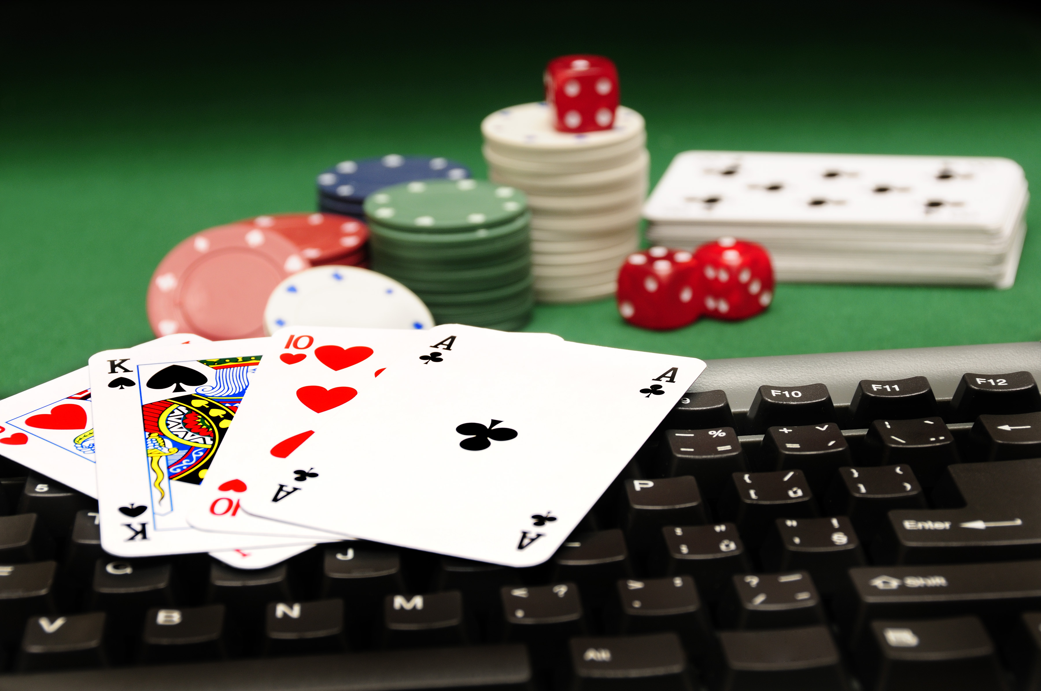 It is time to get the gambling games in your home
